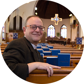 Rev. Mark Kinghan