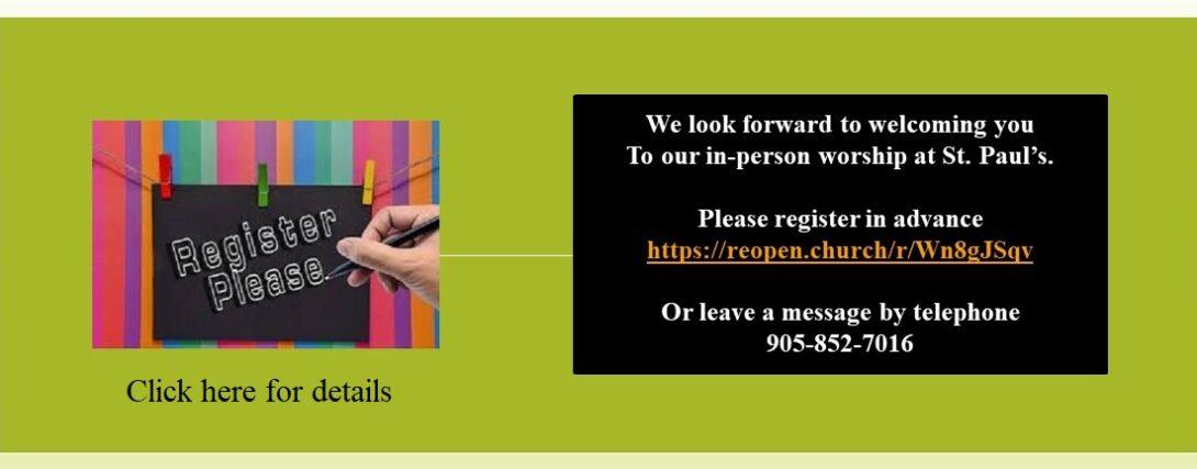 website slider registration