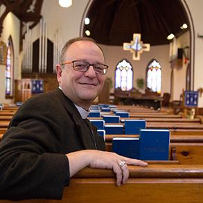 Rev. Mark Kinghan